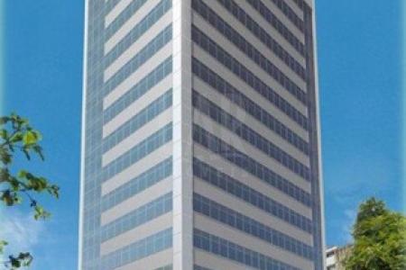 PRÉDIO: 100% revestido em granito, vidro, portaria, hall social, 04 elevadores. SALA: 17 pavimentos, infra estrutura com circuito de TV. Preço por m² quadrado, R$10.500,00, variando por metragem de cada sala. Cada sala com direito a 01 vaga de garagem por R$75.000,00 1101= R$ 968.415,00- 92,23m²        1102= R$ 862.995,00- 82,19m²        1103= R$771.960,00- 73,52m²        1104= R$ 590.835,00- 56,27m² 1105= R$ 540.645,00- 51,49m² 1106= R$ 731.430,00- 69,66 m² 1107= R$ 825.405,00- 78,61m² 1108= R$ 968.205- 92,21m²