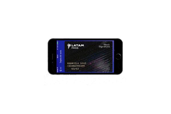 Tarjeta LATAM Pass
