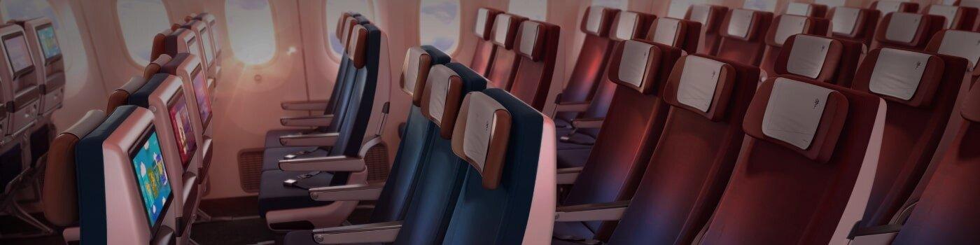 Encabezado asiento LATAM+