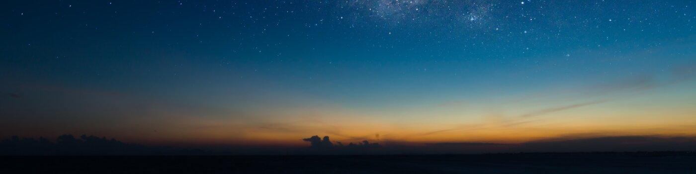 Sky night