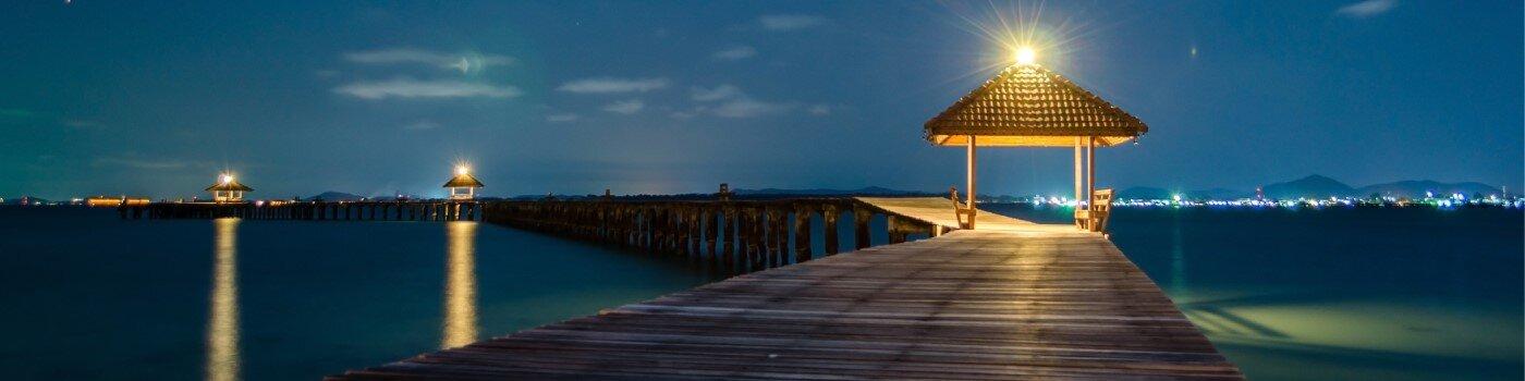 Ponte na praia