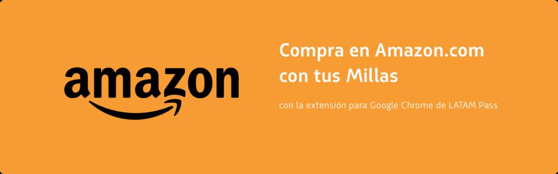 Canje Amazon.com - descarga la extensión