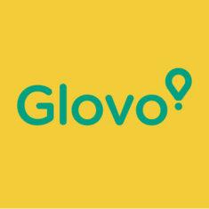 Logo Glovo w350