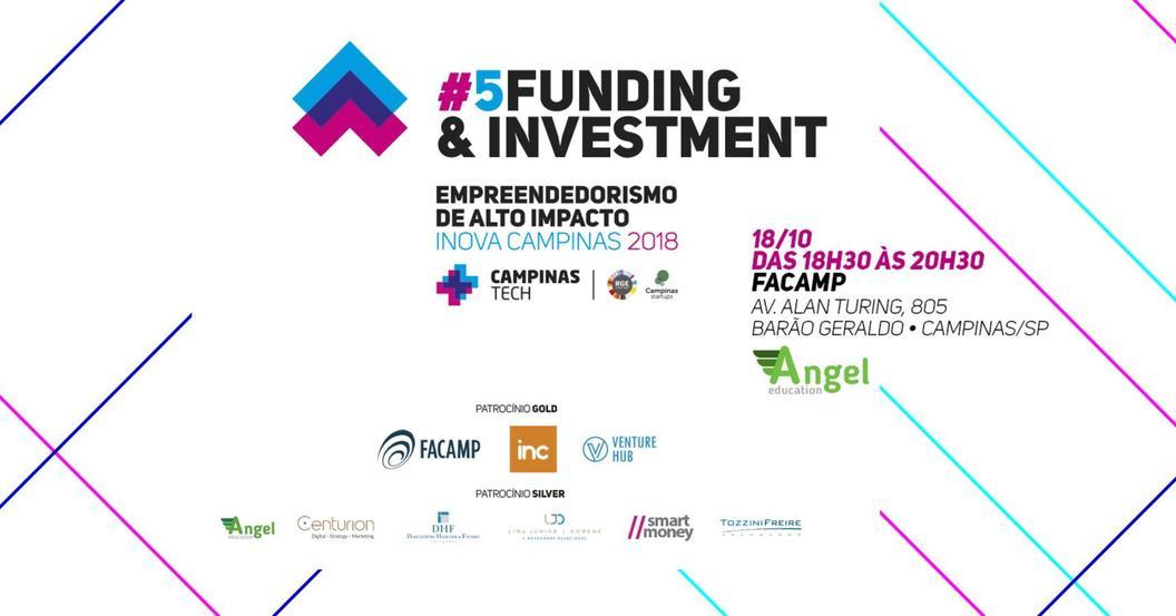 Campinastech 2018 inovacampinas eventos lkd funding