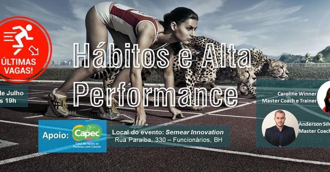 Habitos e alta performance
