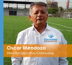 Oscar Mendoza