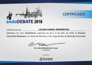 EndoDebate 2018