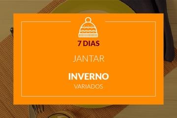 Kit Inverno - Jantar - 7 dias
