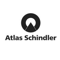 Logotipo da empresa Atlas Schindler