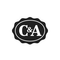 Logotipo da empresa C e A