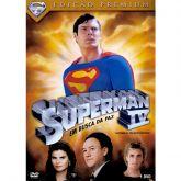 Dvd - Superman 4