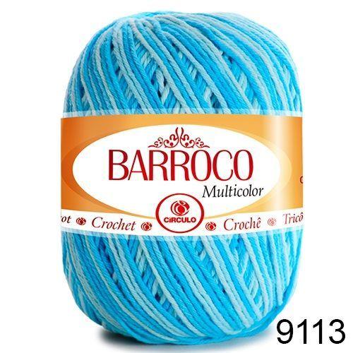 BARROCO MULTICOLOR 9113 - CASCATA