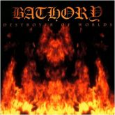 CD Bathory - Destroyer of Worlds Importado