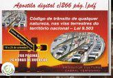 zz  Código de trânsito, de qualquer natureza, nas vias terrestres do território nacional – Lei 9.503