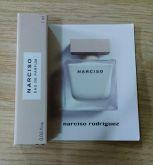 Amostra de Perfume Narciso Rodriguez Eau de parfum 1 ml