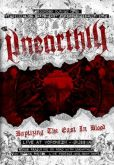 """Unearthly - """"Live At Voronezh , Russia""""  (Baptizing The East In Blood) DVD Nacional"""