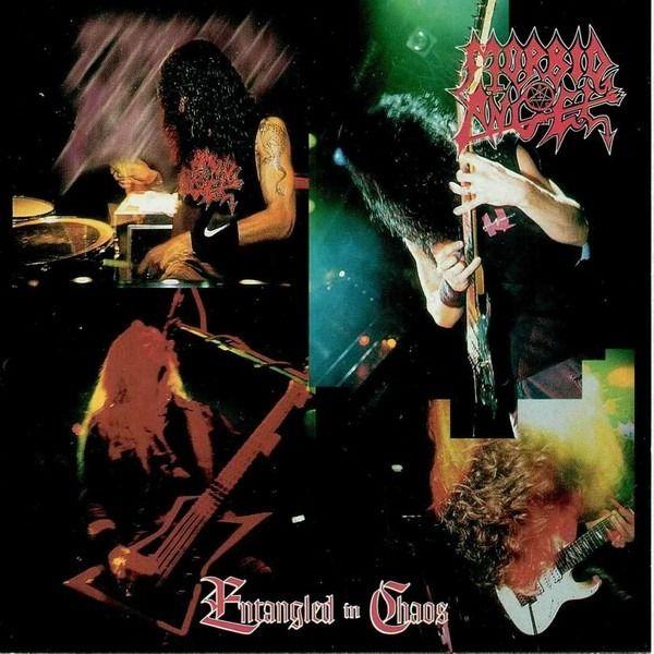 CD Morbid Angel – Entangled In Chaos