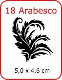 Arabesco 18