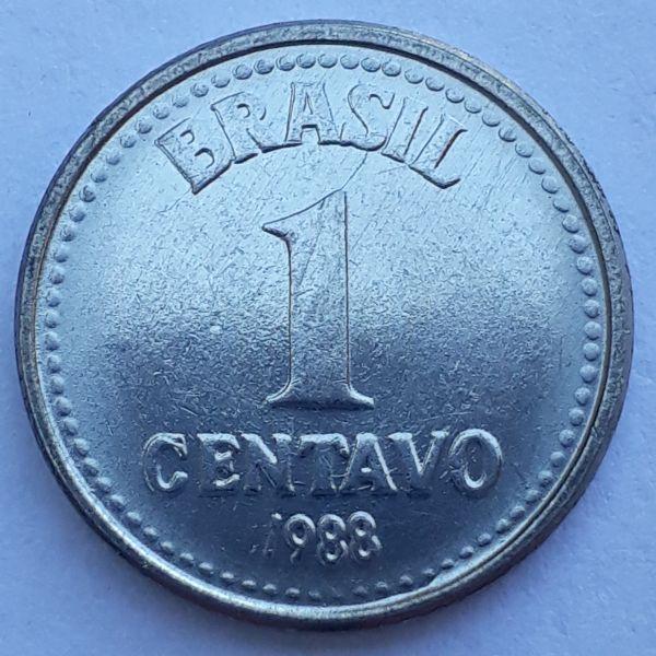 1 Centavo 1988 SOB/FC