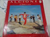 Alcione - LP E Vamos à Luta (1980)