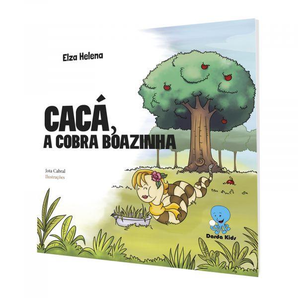 Cacá, a Cobra Boazinha