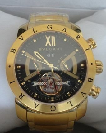 5fc2e508f2c Relógio Bvlgari Iron Man Automático - Sophie Multimarcas