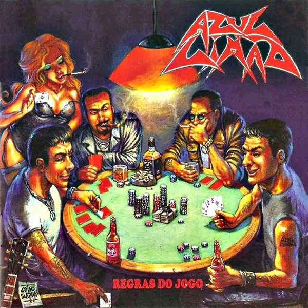 AZUL LIMÃO - Regras do Jogo (CD)