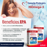 HIOMEGA 3 1000MG - 540 EPA & 100 DHA