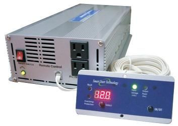 2000W Inversor Onda Senoidal Modificada 12VDC /127VAC