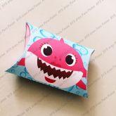 Caixa para bala - Baby Shark