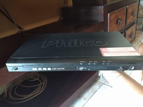 aparelho de dvd philco (usado)