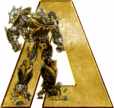 Alfabeto – Transformers 3 - PNG