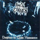 AMEN CORNER - Darken in Quir Haresete - LP (Blue Vinyl)