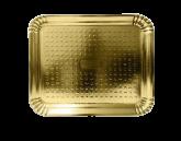 Bandeja Laminada Ouro Nº4 1un
