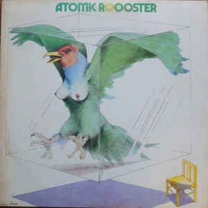 LP 12 - Atomic Rooster - Atomic Rooster