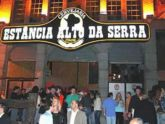 Boi no Rolete - Estancia Alto da Serra