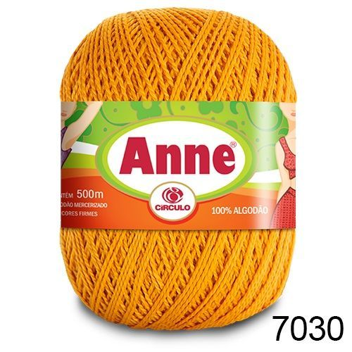 LINHA ANNE  7030 - MOSTARDA