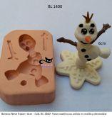 Boneco de Neve Olaf com 6x4cm