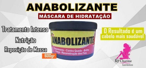 Anabolizante Capilar 600 gr