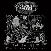 Carpathian Forest – Fuck You All !!!! - Caput Tuum In Ano Est (2 LPs)
