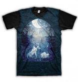 "Alcest - ""Écailles De Lune"" - Camiseta (Allover) Nac."