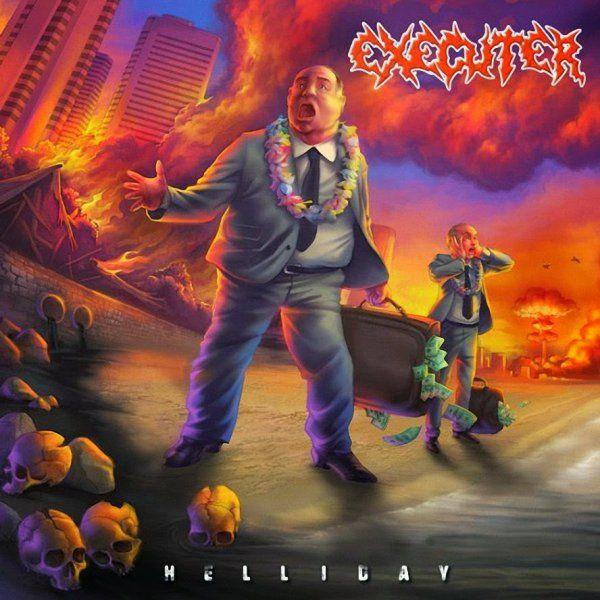 CD Executer – Helliday