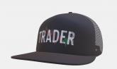 Boné Trucker Trader - Trader Realista