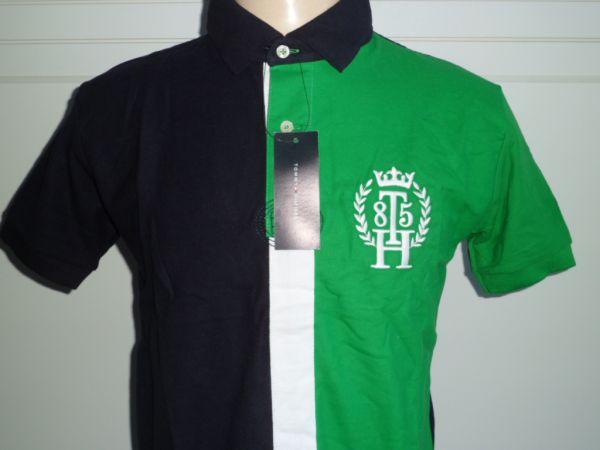 9d56ce3589a0a Camisa Polo Masculino Tommy Hilfiger - DAS Importados Original 2014 ...