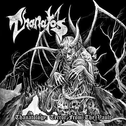 Thanatos – Thanatology: Terror From The Vault - 2 CDs