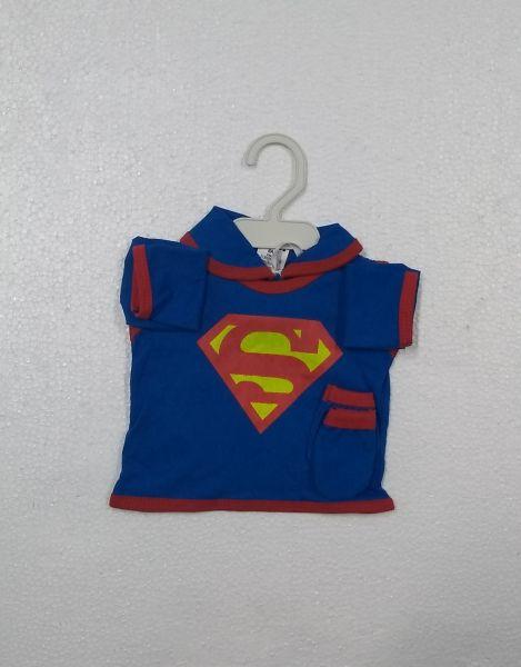 Conjunto Pagão SuperMan - Tam. RN