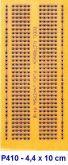 P410 Placa Universal Imitando o Protoboard