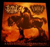 Eternal Martyr/ Horda666 (Bra) – A Ascensão das Hordas Pagãs