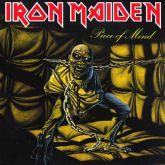 CD  - Iron Maiden - Piece Of Mind    digipack