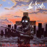 SODOM - Persecution Mania- CASSETE